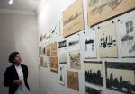 Выставка «Ландшафты»: Архитектор Евгений Асс рисует формы