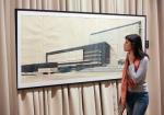 В Музее архитектуры показали конкурсные проекты главных зданий советской Москвы