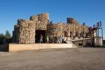 Фестиваль «Архстояние» обогатил деревню Звизжи