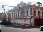 Мониторинг: незаконные фасадные работы на наб. Степана Разина в Твери