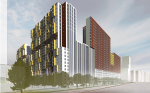 Архсовет отклонил проекты двух жилых комплексов на Барвихинской улице и на пересечении улиц Поляны и Скобелевская