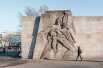 Вестибюли московского метро советского модернизма