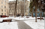 Как пешеходные зоны на Патриарших пережили зиму
