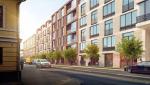 Архитектурный совет отклонил проект гостиницы на Остоженке, но поддержал концепцию жилого дома на Малой Ордынке