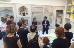 Россия открыла павильон на архитектурной биеннале в Венеции