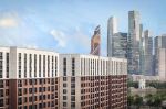 В московских Филях началось строительство квартала апартаментов