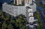 Вертикальный город Дениса Есакова