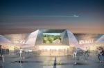 В Подмосковье построят придорожный торговый центр в форме НЛО