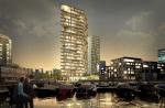 Деревянный небоскрёб: теперь и в Амстердаме
