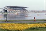 Сауна, боулинг, олень Михалыч и мощи: что происходит со стадионами Олимпиады-80