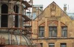 В Петербурге выдано задание на подготовку реставрации горельефа с Мефистофелем