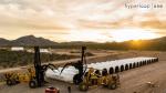 BIG представила проект высокоскоростной линии поездов Hyperloop для Арабских Эмиратов
