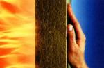Компания ROCKWOOL объявляет о старте акции «Протестируй утеплитель на горючесть»