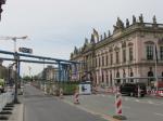 Самую известную улицу Берлина собираются сделать пешеходной