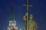 ЮНЕСКО приняла отчеты по памятнику Владимиру в Москве