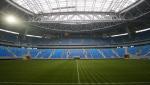 Некий объект, похожий на стадион
