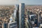 Решетка в облаках: в лондонском Сити построят самый высокий небоскреб