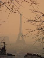 Париж впервые на три дня приостановил автомобильное движение из-за смога