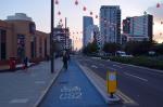 Лондон потратит рекордные 154 млн фунтов в год на развитие велосипедной инфраструктуры