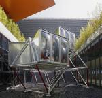Китайская студия придумала сборный жилой дом для тех, кто часто переезжает
