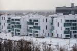 Апартаменты по-научному: как выглядит первый жилой квартал в «Сколково»