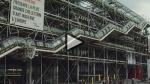40-летие Центра Жоржа Помпиду отмечают в Париже