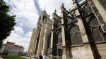 Базилика Сен-Дени получит новый шпиль
