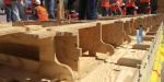 Студенты университета Клемсона придумали метод строительства из дерева по типу 3D-пазла