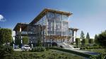 Самый высокий деревянный офис России примет Конгресс Ассоциации деревянного домостроения