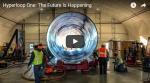 Hyperloop построила первый тестовый участок системы скоростных перевозок