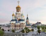 Храм-пока-нигде. В чем суть конфликта вокруг строительства «церкви на воде» в Екатеринбурге