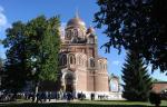 РПЦ может попросить вернуть церкви Спасо-Бородинский монастырь