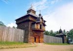 В Прибайкалье восстанавливают единственную сохранившуюся в мире деревянную крепость