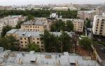 Реновация угрожает жилым кварталам эпохи конструктивизма