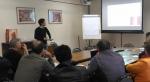 Обучающий семинар «Технология кладочных работ крупноформатных керамических блоков Porotherm». Фотография © Wienerberger