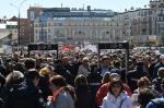 Митинг против сноса пятиэтажек в Москве. Как это было