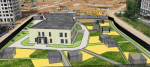 В Сосенском построят детский сад с радугой на фасадах