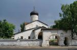 Церковь Косьмы и Дамиана с Примостья в Пскове ждет реставрация