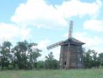 В Саратовской области погибла последняя ветряная мельница
