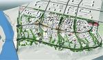 Градостроительные проекты мастерской Ю.Виссарионова: городская среда в архитектурной «лепке»