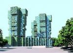 С выставки новой архитектуры Днепропетровска