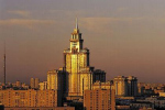 Высотное строительство в Москве
