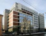 Административное здание Волго-Вятского отделения Сбербанка на Октябрьской улице
