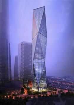 Башня Diagonal Tower