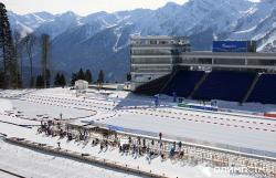 Лыжно-биатлонный комплекс СОЧИ 2014 (в составе Горно-туристического центра ОАО «Газпром» «Лаура»)