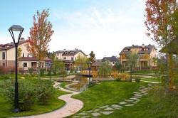 Реконструкция поселка Rubin Estate