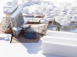 Новый кампус университета Луиджи Боккони - конкурсный проект