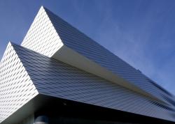 Новый павильон комплекса Messe Basel