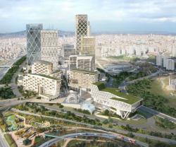 Стамбульский Международный финансовый центр