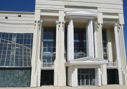 Универсальная фундаментальная библиотека Орловского государственного университета (ОГУ)